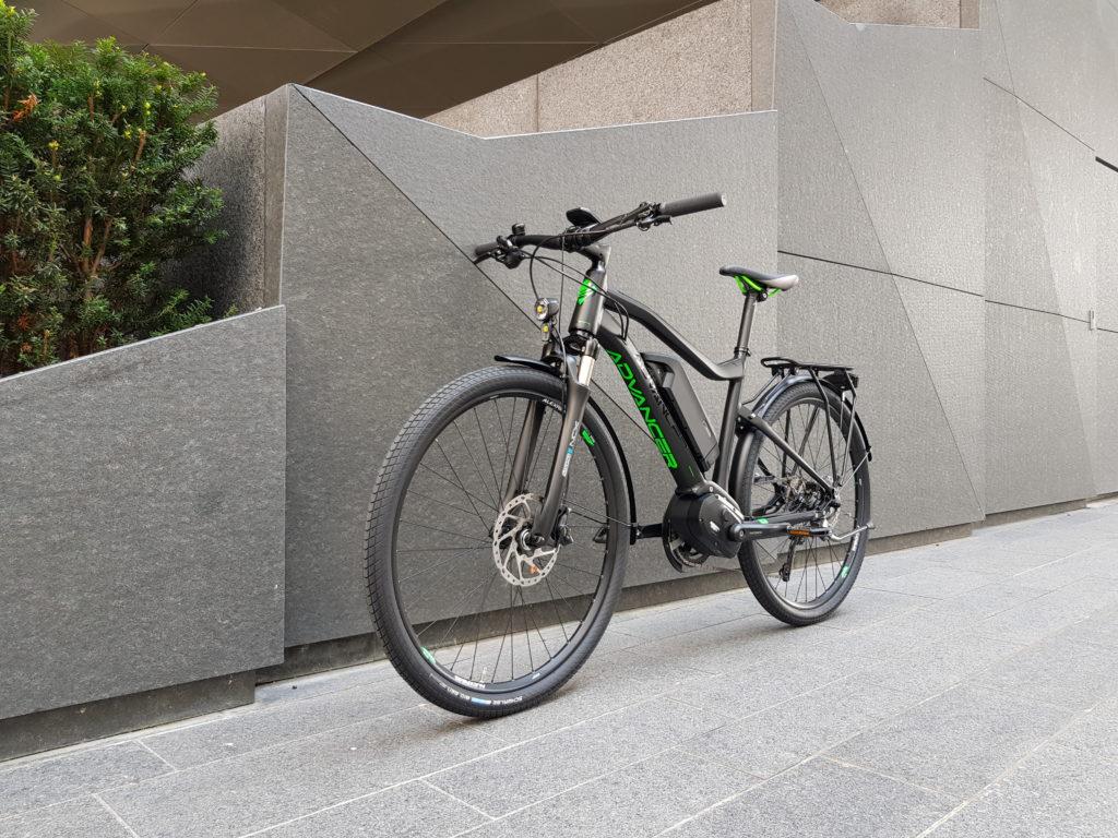 Advancer, le vélo électrique genvoise