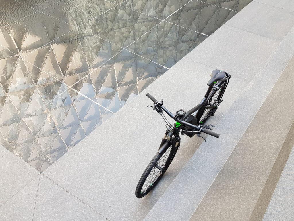 Advancer electric bike