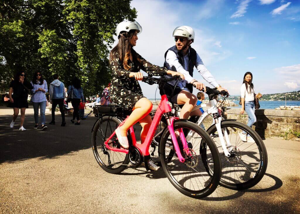 Location vélo électrique Genève