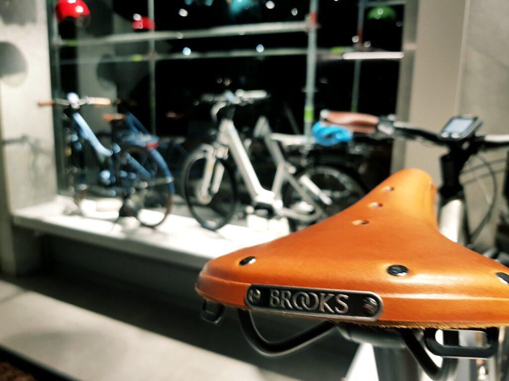 Vélos électriques Genève - Magasin